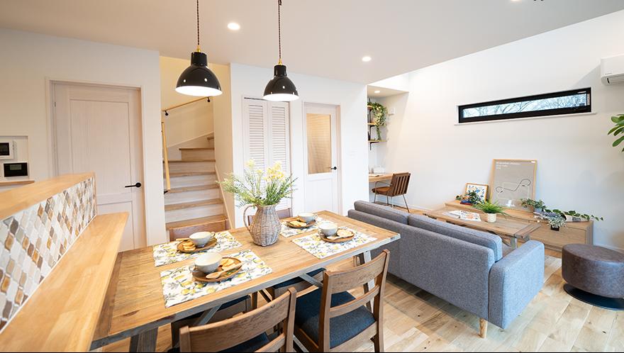 安心した家づくり自分らしさを取り入れた定額制注文住宅