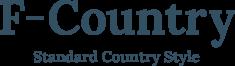 ロゴ:F-Country Standard Country Style