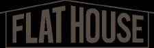 ロゴ:FLAT HOUSE