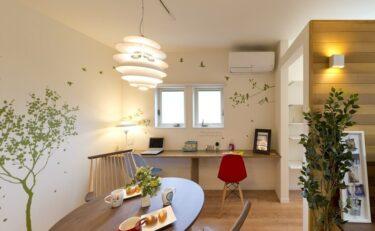 #1 北欧カラーの家具が似合うお家