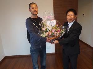 大安吉日 T様お引渡しおめでとうございます!!:今田