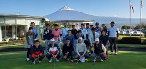 第12回明徳建設親睦ゴルフコンペ:秋山