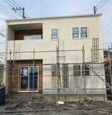 もう少しでモデルハウスがオープンします!!:山本