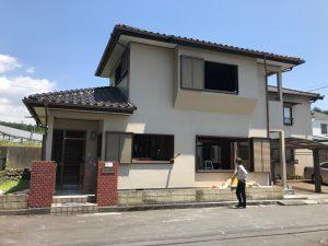 祝富士宮市M様邸新築工事着工:秋山