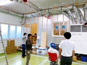 全館空調システムの勉強会:秋山