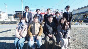祝富士宮市K様邸地鎮祭:秋山