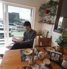 富士見ヶ丘モデルハウスグランドオープン:今田