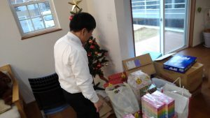 クリスマスは今年もやあてくる~♪:櫻井