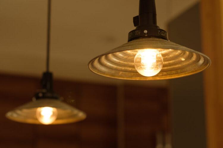 カフェスタイルなおうち照明